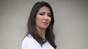 Ana Pastor, en una imagen del pasado día 24.