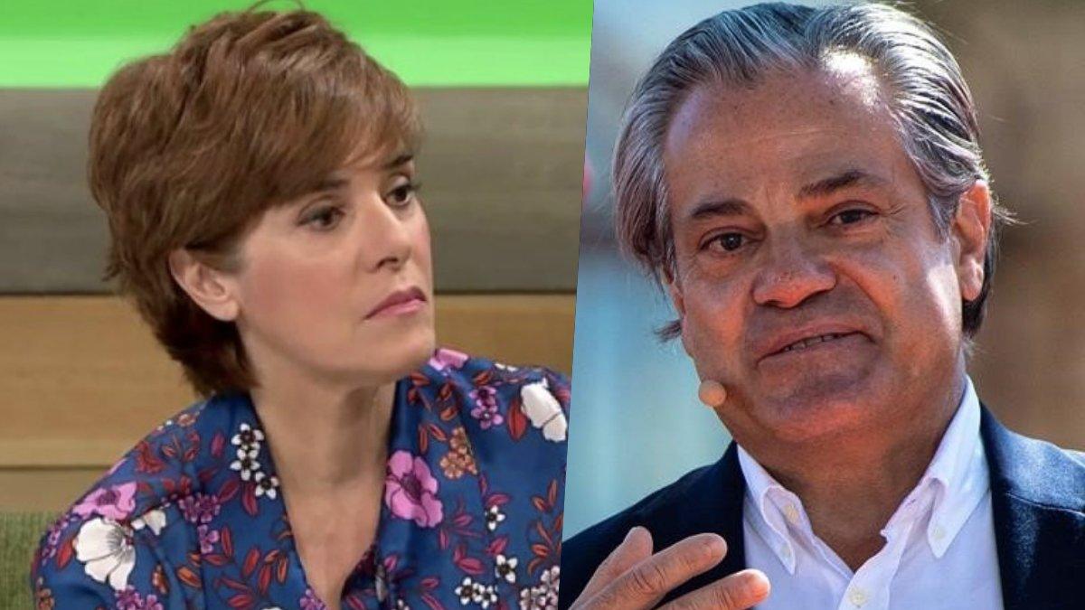 Anabel Alonso y Marcos de Quinto.