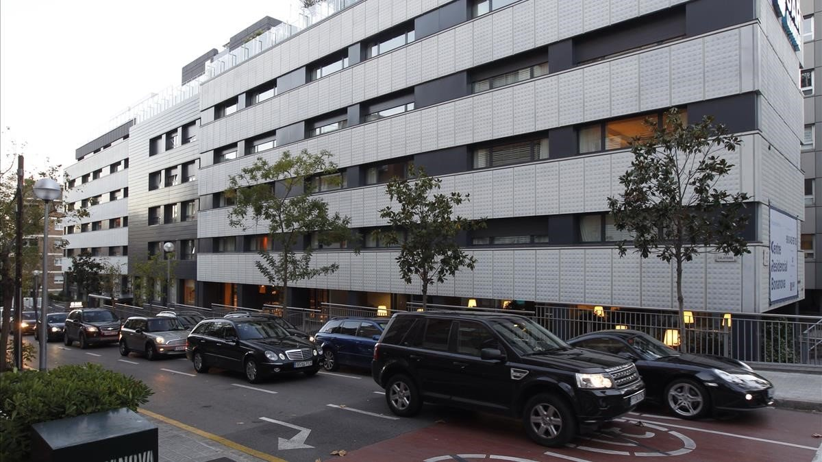 Antigua sede del Instituto Dexeus, en el 2013.