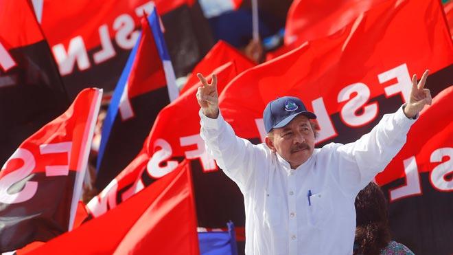 Daniel Ortega acusa a la oposición de satánica