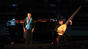 Barbara Hendricks, sobre el escenario del festival de Porta Ferrada, en Sant Feliu de Guíxols.