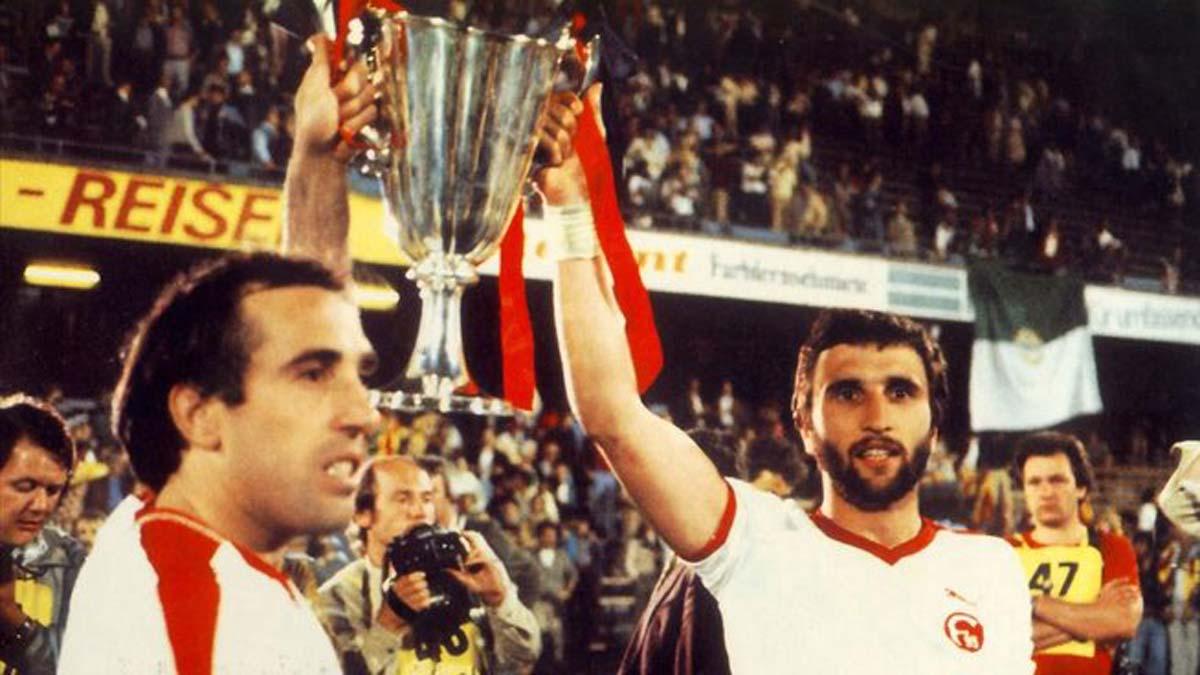 El FC Barcelona recuerda la Recopa de 1979 con un documental.