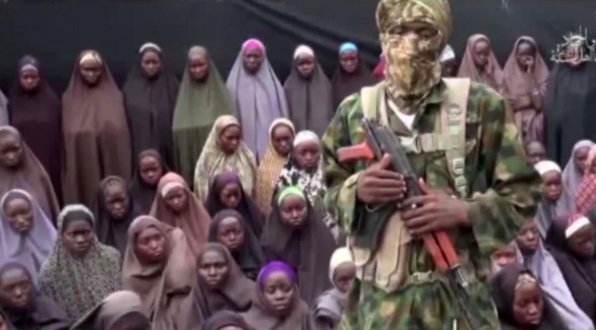 Boko Haram y las niñas de Chibok secuestradas
