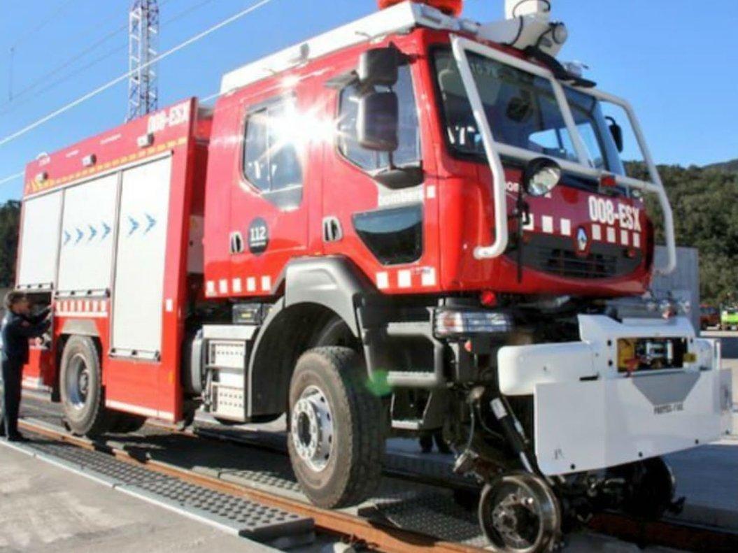 Bombers de la Generalitat inicien una campanya per fomentar les donacions de sang