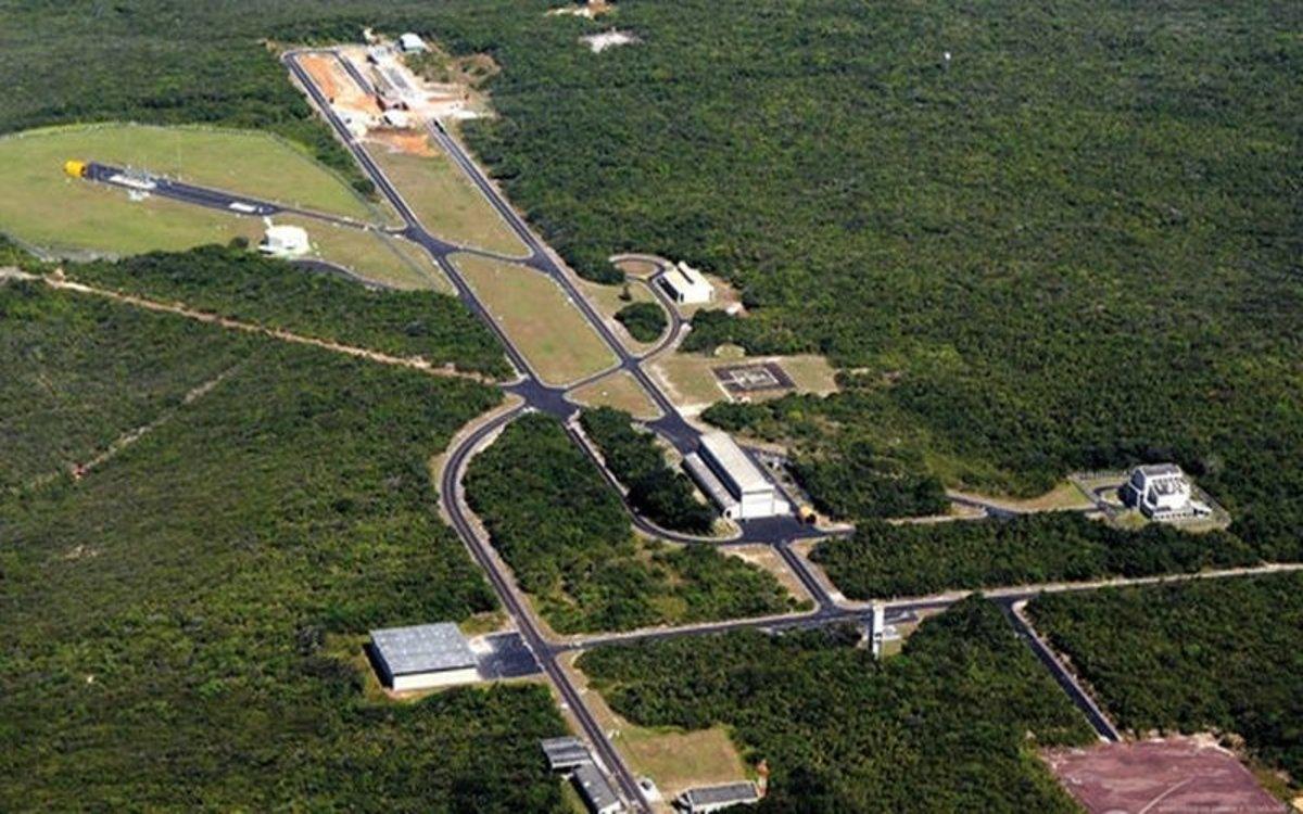 ElCentro Espacial de Alcántaraubicado enplena Amazonía brasileña.