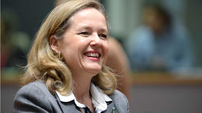 NadiaCalviño se disputa hoy la presidencia del Eurogrupo.