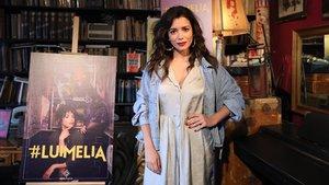 La actriz Carol Rovira, Amelia en 'Amara es para siempre' (Antena 3) y en '#Luimelia' (Atresplayer Premium).
