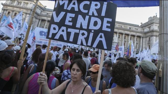 El Congreso de Argentina aprueba el acuerdo con los 'fondos buitre'