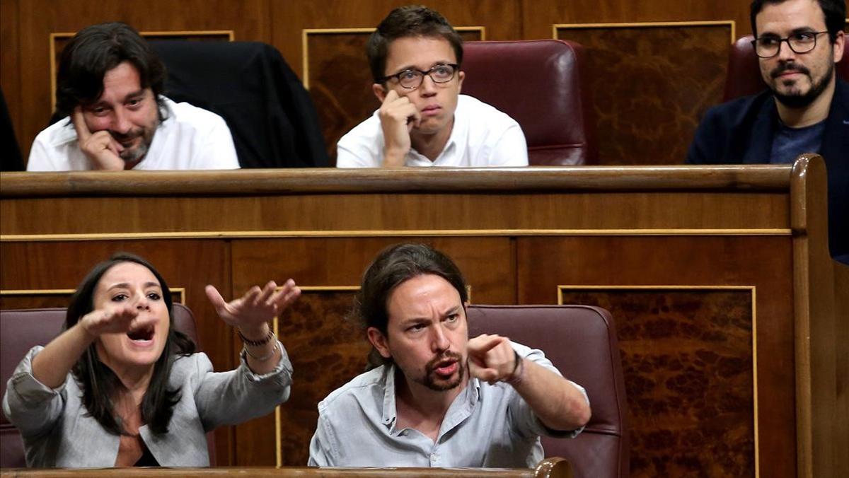 Podemos Acusa Al Pp De Enredar A La Guardia Civil En Catalu A
