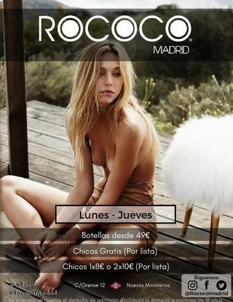 Polèmica per un 'flyer' masclista i entrada gratis a dones en una discoteca a Madrid