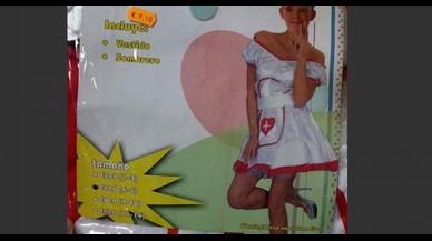 Enfermera 'sexy'... de 4 a 6 años