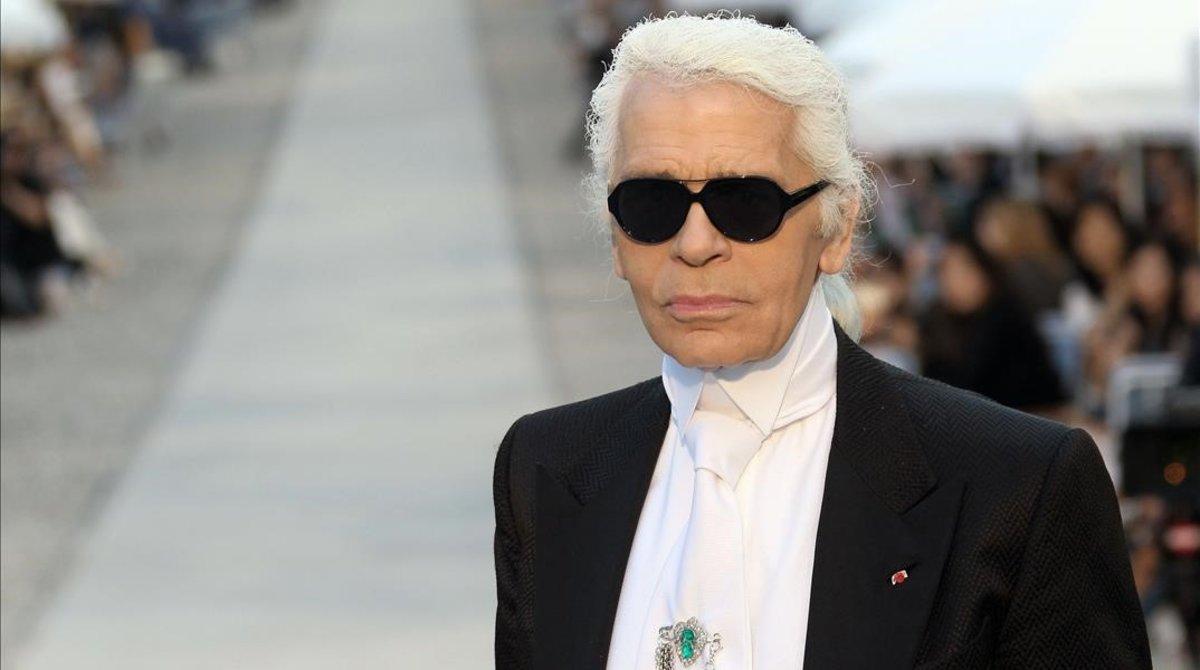El documental más intimista de Karl Lagerfeld