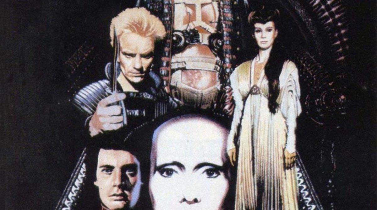Cartel de la película de David Lynch.
