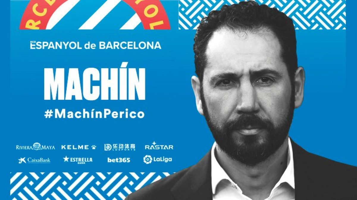 L'Espanyol acomiada Gallego i fitxa Machín