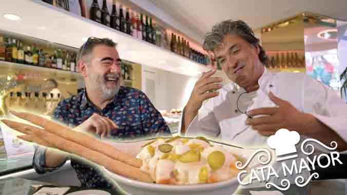 Tapes 24: la millor ensaladilla d'Espanya