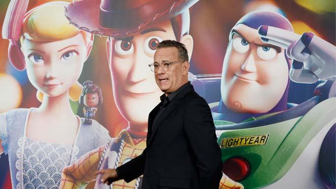 Entrevista con Tom Hanks: Todos queremos creer que los juguetes cobran vida cuando están solos.