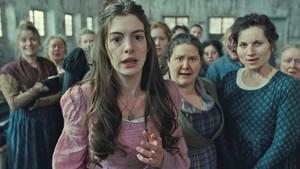 Escena de la película Los Miserables.