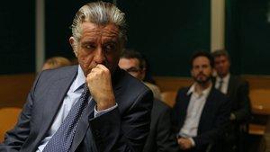 Escena de 'B', película protagonizada por Pedro Casablanc.