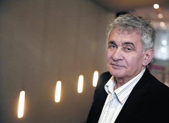 El escritor vasco Bernardo Atxaga.