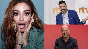Preselecció d'Eurovisió: Eleni Foureira, convidada estrella, i el compositor de 'Toy', al jurat