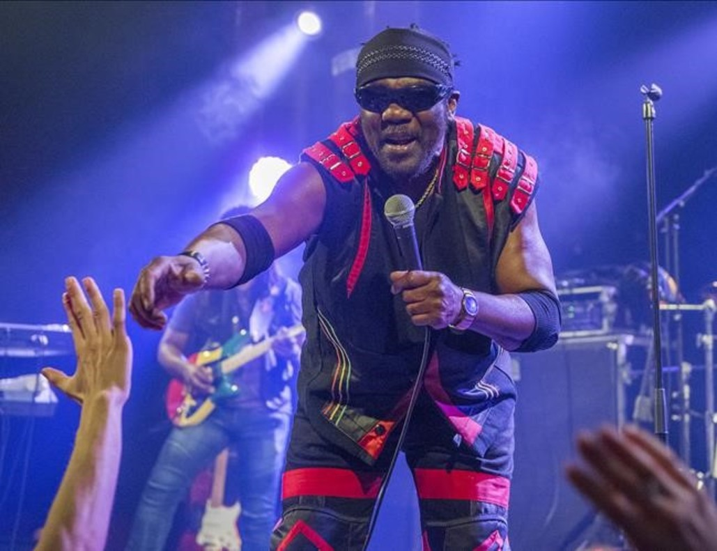 Toots and The Maytals en la Sala Apolo