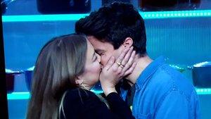 Luna y Alberto en 'Masterchef' (TVE-1).