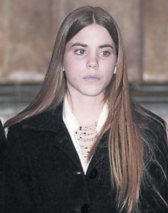 LA HEREDERA. Camila Cela, la única y discreta nieta del Nobel, en una imagen del 2003.