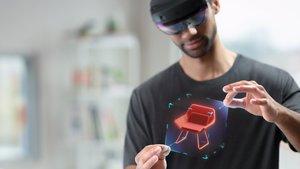 Hololens 2, gafas de realidad mixta.