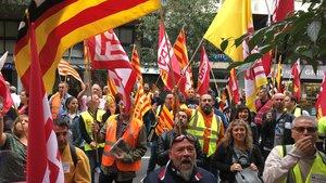 Així t'afectarà la vaga de transport de mercaderies del 30 d'octubre a Catalunya