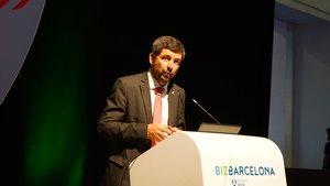 Canadell aposta per una «gran revolució tecnològica catalana» abocada al comerç exterior