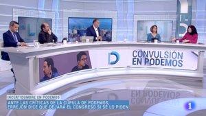 Imagen de 'Los desayunos de TVE'.