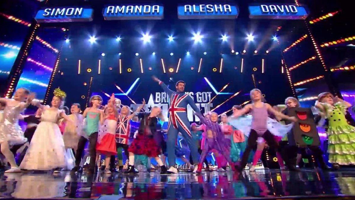 Imagen de la nueva entrega de 'Got talent: lo mejor del mundo'.
