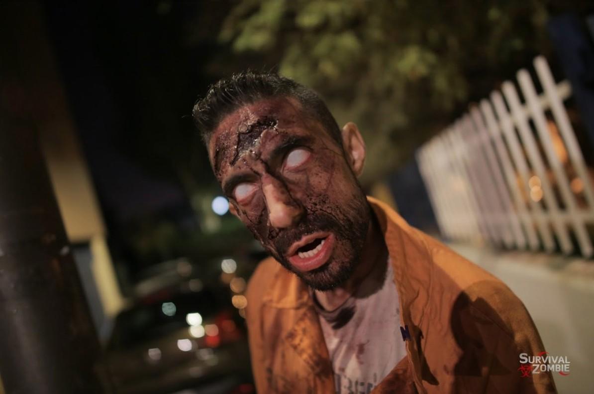 Madrid acoge este viernes una invasión zombie, un juego que llegó hace cinco años a la ciudad.