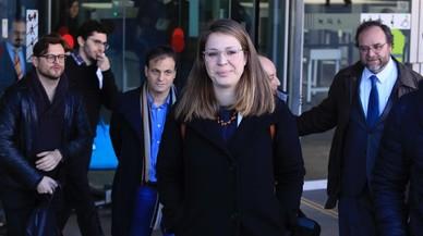 La concejala Janet Sanz se ampara en un informe jurídico para vetar el hotel de Drassanes