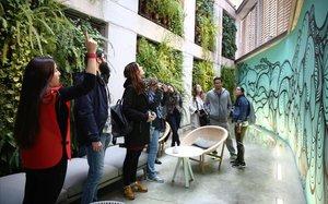 Open House Barcelona: Frodo visita Mordor