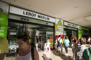 A la tienda que Leroy Merlin tiene en La Maquinista de Barcelona se sumará una a partir de verano cerca de plaza Catalunya.