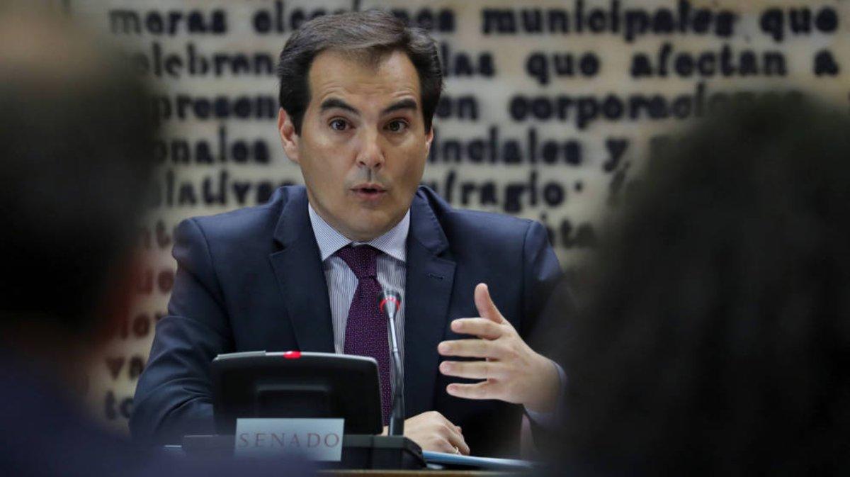 José Antonio Nieto, exsecretario de Estado de Seguridad.