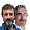 Juan Fernández y Iosu de la Torre