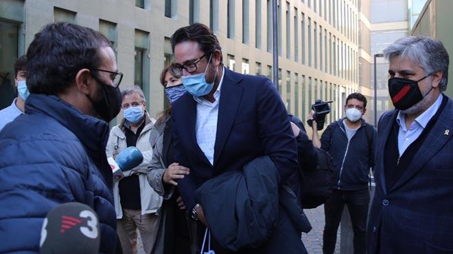 El juez deja en libertad a Madí y a los otrosinvestigados por el desvío de fondos.
