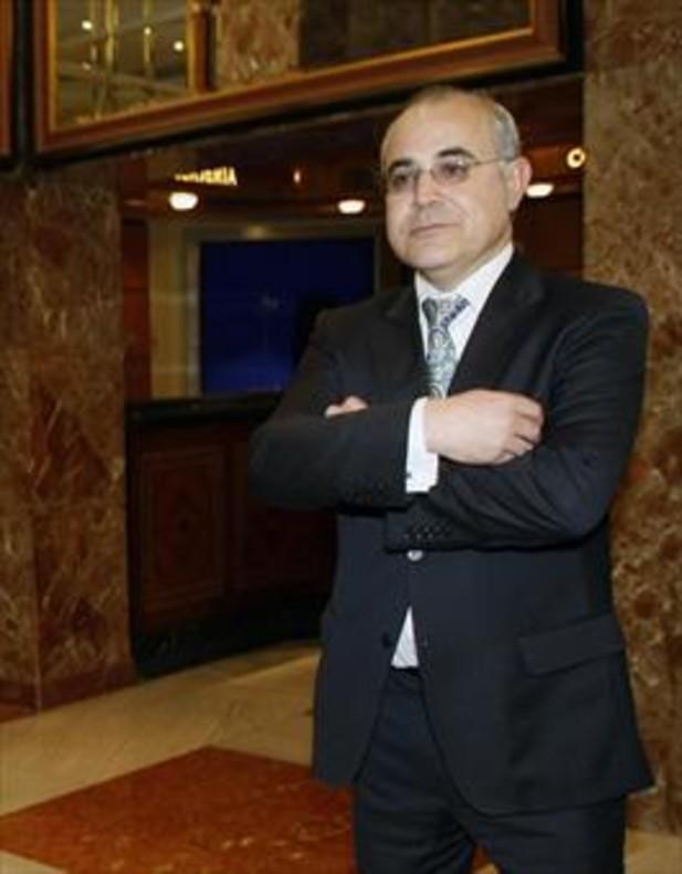 El juez del Supremo Pablo Llarena.