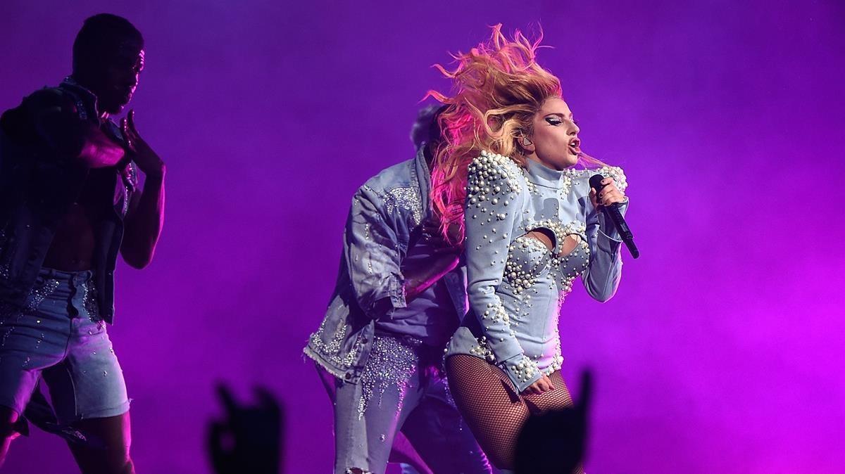Lady Gaga actuará en el Sant Jordi el 21 y 22 de septiembre.