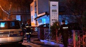 Cinco adolescentes perdieron la vida en incendio en un juego de escape