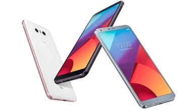 El model G6 de la firma LG surt al mercat
