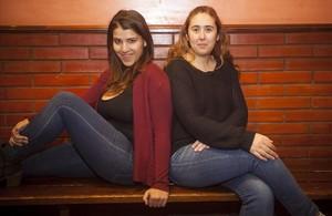 Lidia Infante y Jessica Fillol, editoras del blog Locas del coño.