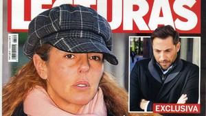 Rocío Carrasco y Antonio David Flores, en la portada de Lecturas.