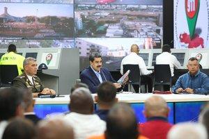 Maduro dijo que este cuerpo asumirá toda la capacidad de fuego para la defensa del país.