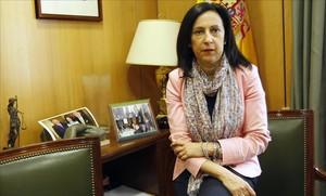 La magistrada Margarita Robles, en una imagen de archivo.