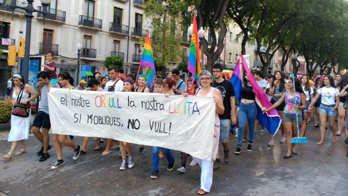 Una entitat acusa l'Ajuntament de Tarragona de bloquejar actes de l'Orgull pels 'Jocs del Mediterrani'