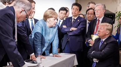 Guerra dialéctica entre EEUU y Canadá tras el G-7