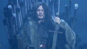 Miki se convierte en Jon Nieve en la promo de 'Fantasía en Tel Aviv', el previo de Eurovisión